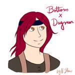 Baby Tag 2: Dagmar x Bottom by Natysora