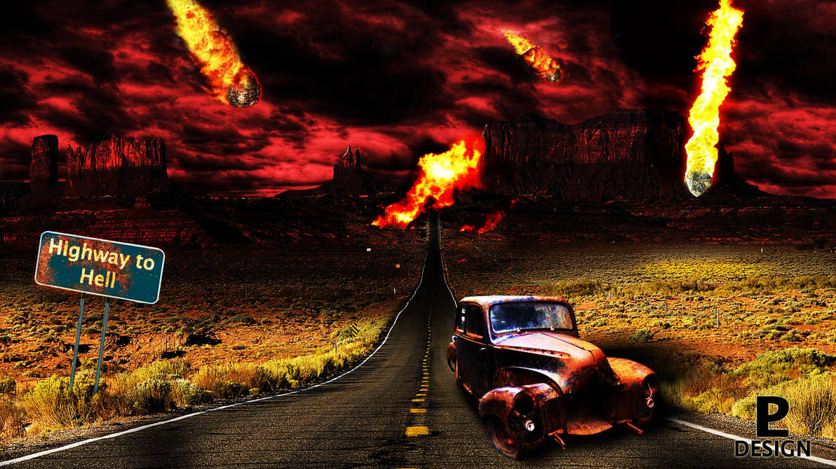 Highway to Hell by pavoldvorsky