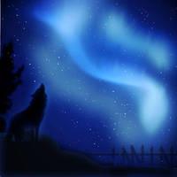 Northern Lights by darkstorm7