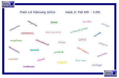 Flash Lit February (FLF) Week 2 by kiwi-damnation