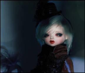 Masquerade - Rosen Lied Reverie Beige by Nocturnal-Doll
