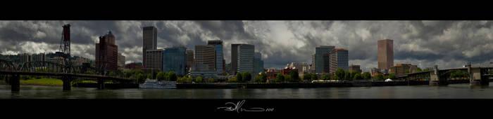 Portland aka HOME by DerekMgrfx
