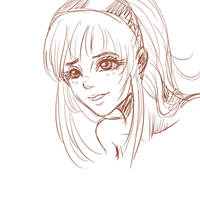Test drawing by chiorihime