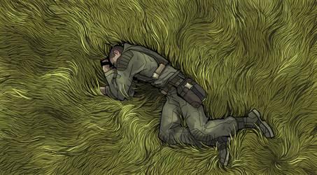 Sleep well, stalker by mrozna