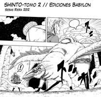 Shinto 2 panels by sebasrd24