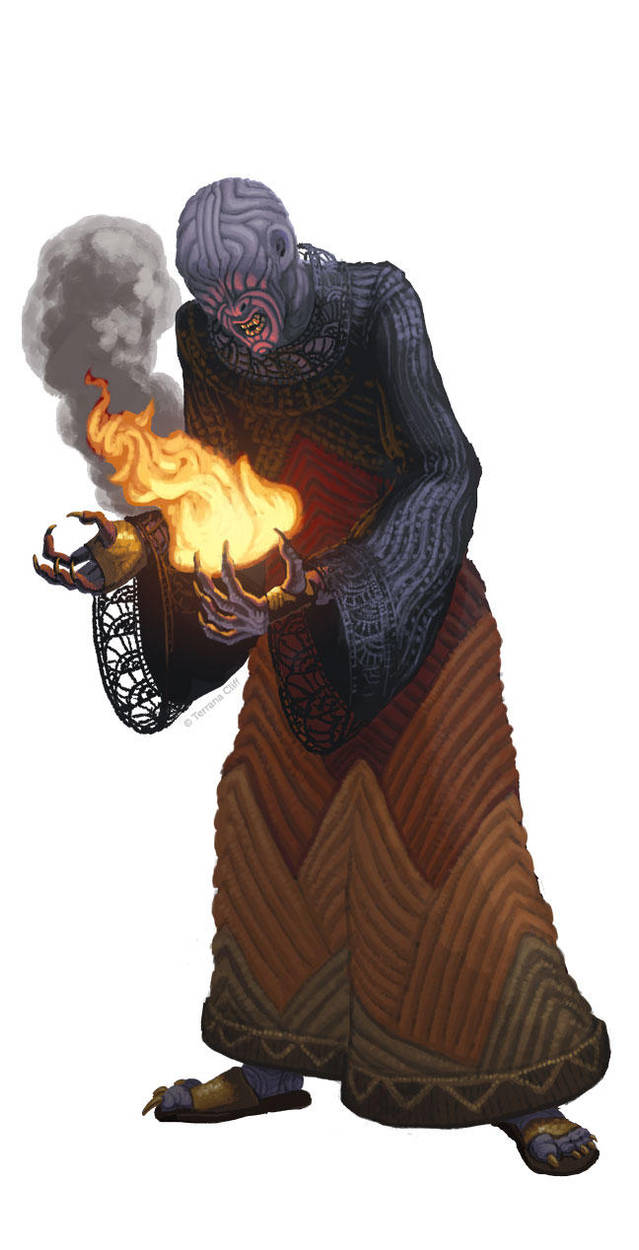 Shuddeni Fire Scholar by rillani