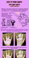 How to Draw Hands by Obi-quiet