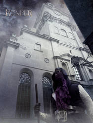 Happy Halloween WALLPAPER from 'The Next Reaper'! by DeusJet