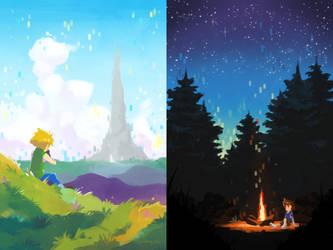Digimon Adventure by jojostory