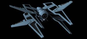 Imperial Predator WIP 12 by LordSarvain