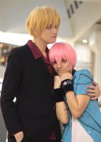 Yuki and Shuichi 2 by KyoyaKun