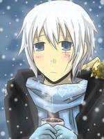 Allen- cold morning by Evil-usagi