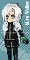 +Allen chibi+ by Evil-usagi