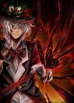Noah Allen (revamp?) by Evil-usagi