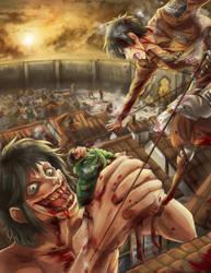 Last Stand ~ Operation Requiem by Evil-usagi