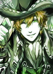 Free! ~ (Pirate) Makoto by Evil-usagi