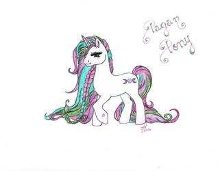 Pagan Pony by MtnRose81