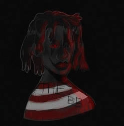 DENZELCURRY inspired me to draw this TABOO - blood by fid999et