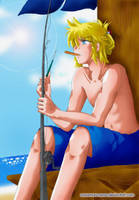 Gone Fishing by sawamura-sama