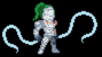 Whiplash Pixel Art by Apocalypse3508