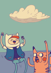 Poke-Time! by DarkWingDeek