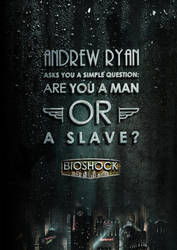 Bioshock Typography by walt7