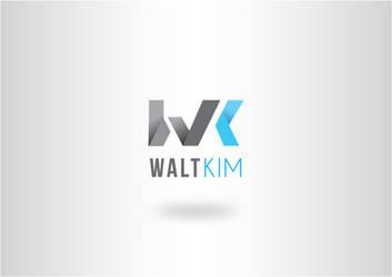 Walt Kim logo by walt7