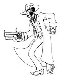 Space Cowboy by BeetheGatekeeper