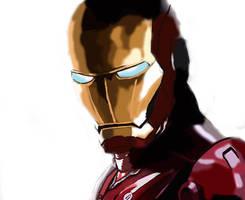Iron Man by Iron-Palace