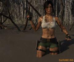 Tomb Raider by CAHunk100