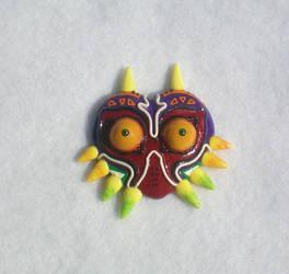 Majoras Mask by OhThePlushabilities