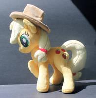 Applejack Plush by OhThePlushabilities