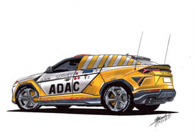 Urus Adac by bass-engineer