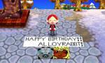 Birthday for AlloyRabbit 2014 by hasegawanao