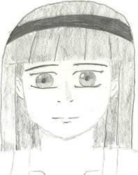 Manga Girl by Art-Stream-Man101