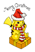 Merry Xmas by Lylenn