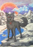 Lilly wolf by Lylenn