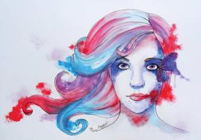 See the world through colours by Lylenn