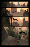 Preview Spindrift: page one by ElsaKroese