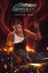 Spindrift :: CHAPTER ONE cover by ElsaKroese