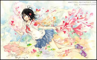 in love. by smallinu