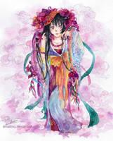 Cloud Fairy by smallinu