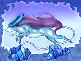 Suicune 21022015 by Takoto