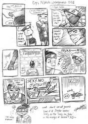 Naruto Wrongness 001 - Kakairu by cyberhell