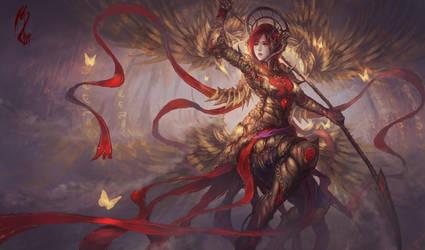 Imperishable Glory by shizen1102