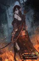 Elven Archer by shizen1102