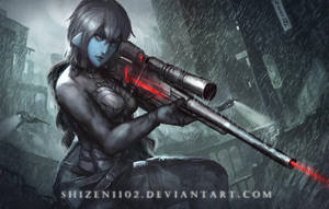 Sniper by shizen1102