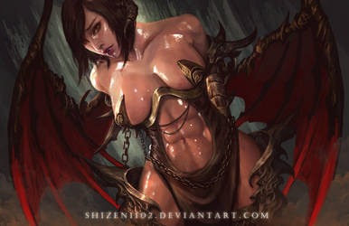 CM: Succubus Captured [censored] by shizen1102