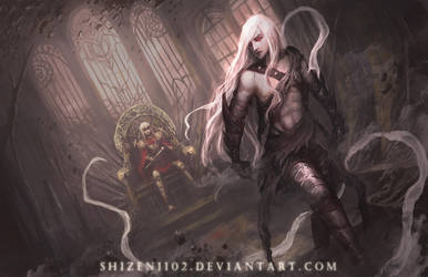 CM: the Demon and the Prince by shizen1102