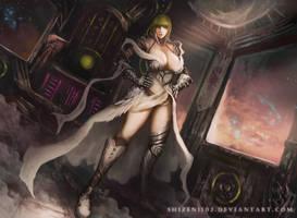 CM: Baroness Serpens Kyra Novemstratos by shizen1102